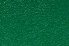 Textured green metal plate Stock Photos