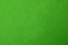 Textured green pool table. Texture - snooker, pool, billiards table stock photography