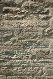 Textured grey stone wall Stock Photo