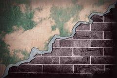 Textured grunge background. Textured grunge brick wall background Royalty Free Stock Photo