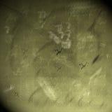 Textured grunge background. A green, gray stained textured grunge background Royalty Free Stock Images