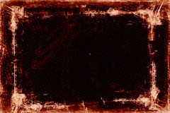 Textured Grunge Background. With border / frame Royalty Free Stock Photo