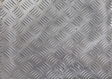 Textured grunge metal tread background Stock Photography