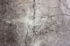 Textured grungey wall Stock Images