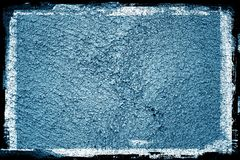 A textured Grungy frame Royalty Free Stock Image