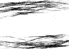 Textured halftone dirty black and white background royalty free illustration