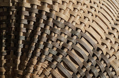Basket texture Royalty Free Stock Image