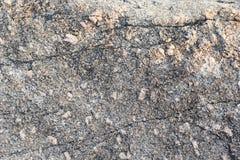 Textured kamień lub skała Piękny wzór Zdjęcia Stock