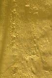 Textured kolor żółty ściana Jawa Obrazy Stock