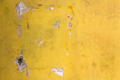 Textured Krakingowa betonowa ściana Jawa Obrazy Royalty Free