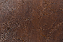 Textured leather background Stock Photography