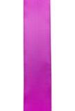 Textured lilac ribbon Royalty Free Stock Photography