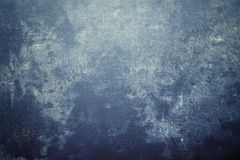 Textured malująca kanwa obrazy royalty free