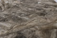 Textured material made from natural ingredients. construction, repair, wallpaper and insulation - textural material for  reconstru. Ction and warming of  home Stock Photography