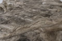 Textured material made from natural ingredients. construction, repair, wallpaper and insulation - textural material for  reconstru. Ction and warming of  home Royalty Free Stock Photos