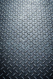 Textured metal background. Dark grey textured metal background Royalty Free Stock Photos