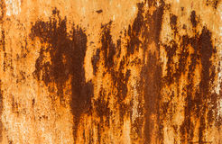 Textured metal background. Grunge chipped paint rusty textured metal background Stock Photos