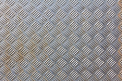 Textured metal background. In silver Stock Images
