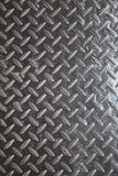 Textured metal background. In silver Royalty Free Stock Photos