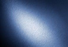 Textured metal stali nierdzewnej tło Obrazy Stock