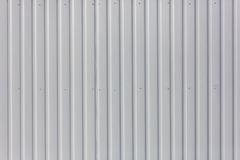 Textured metal wall Stock Photo
