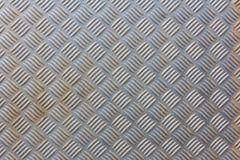 Textured metalu tło Obrazy Stock