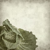 Textured old paper background with Stock Image