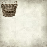Textured old paper background Stock Photos