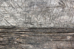 Textured old wood background Stock Images