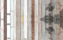 Textured of old wooden planks. Stock Image