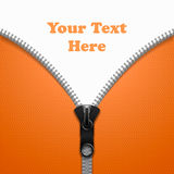 Textured, orange background for the text in the fo Royalty Free Stock Photo