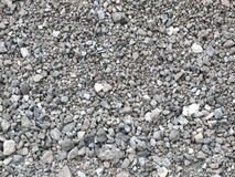 Textured of pale crushed stone Stock Image