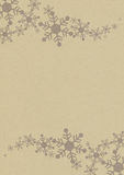 Textured paper background for note Stock Photography