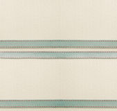 Textured Paper and Ribbon Background. Royalty Free Stock Photo