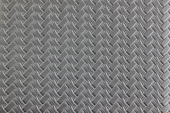 Textured and pattern of black leather. Royalty Free Stock Images