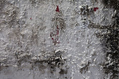 Textured Plaster Wall Java Royalty Free Stock Image