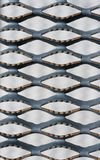 Textured platform tread Stock Photography