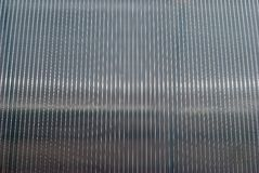 Textured polycarbonate Stock Images