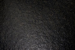 Textured Pure Dark Gray Granite Stock Photo