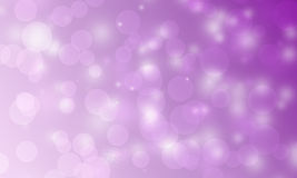 Textured purple bokeh background Stock Photo