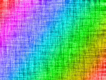 Textured Rainbow Background Stock Photography