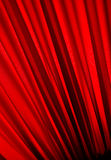 Textured red curtain royalty free stock images