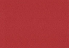 Textured Red paper background Stock Image