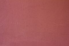 Textured red terracotta wall with crack Royalty Free Stock Photo