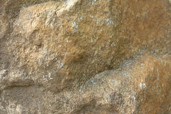 Textured rock surface Stock Images