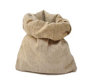 Textured sack. Stock Images