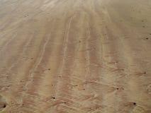 Textured sand Royalty Free Stock Photos