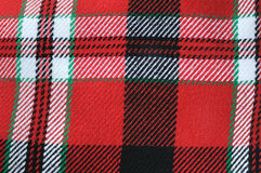 Textured seamles tartan plaid Stock Images