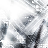 Textured silver background Stock Images