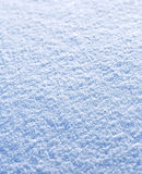 Textured snow background Stock Photo